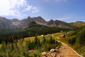 poland tatra mountains mountains