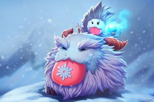 poro nunu league of legends