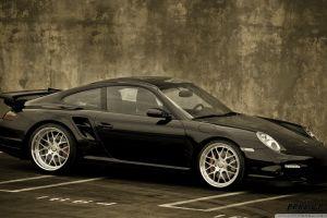 porsche car black cars vehicle