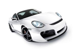porsche car white cars