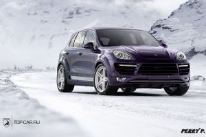 porsche purple cars snow car vehicle