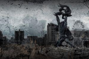 pripyat ukraine s.t.a.l.k.e.r.: call of pripyat