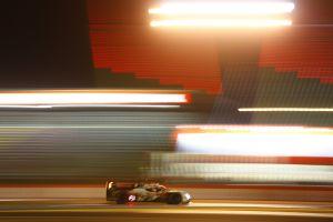 race cars audi r18 e-tron quattro motion blur car race tracks night