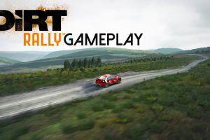 racing car dirt rally video games