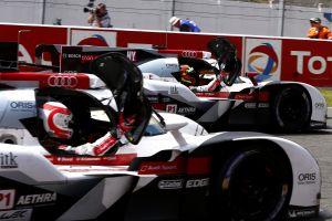 racing race cars audi r18 e-tron quattro sport  car audi vehicle
