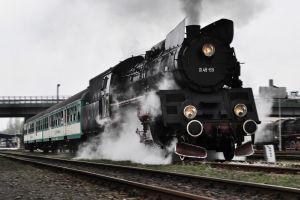 railway train poland