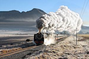 railway train vehicle