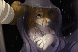 rain anthro furry
