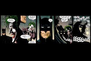 rain laughing joker batman
