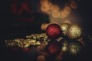 reflection christmas ornaments  christmas