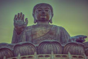 religious tian tan buddha buddha swastika monument