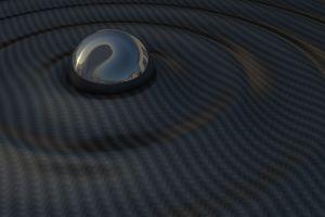render carbon fiber  abstract