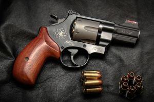 revolver .45 acp gun pistol