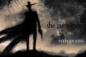 revolver the dark tower fantasy art stephen king horror