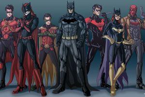 robin (character) red robin dc comics batgirl batwoman batman nightwing red hood