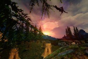 rpg video games pc gaming screen shot the elder scrolls v: skyrim