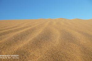 sand desert sky cyan