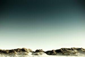 sand dune sky