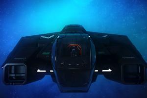 science fiction elite: dangerous space video games