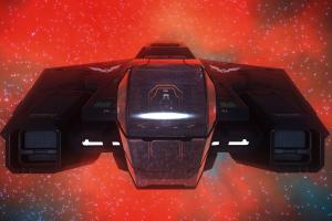 science fiction space elite: dangerous video games