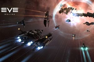 science fiction space eve online