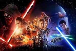 science fiction star wars rey captain phasma lightsaber sith chewbacca nova phasma di$ney $tar war$ han solo millennium falcon jedi star wars: the force awakens kylo ren