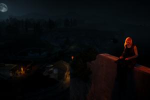 screen shot black desert dark video games