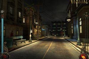 screen shot pc gaming vampire: the masquerade