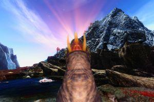 screen shot the elder scrolls v: skyrim video games rpg pc gaming