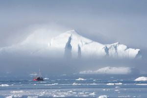 sea ship arctic