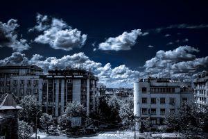serbia hdr summer belgrade