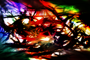 shapes artwork abstract colorful photoshop