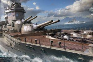 ship video games wargaming world of warships