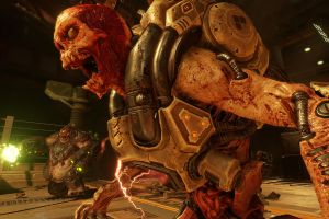 shooter first-person shooter id software doom 4 doom (game) video games