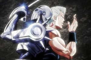 silver chariot jean pierre polnareff jojo's bizarre adventure: stardust crusaders