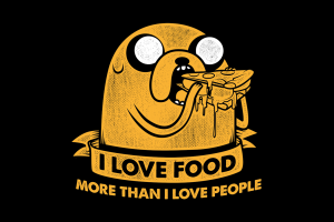 simple background food jake the dog cartoon adventure time