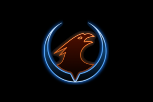 simple background minimalism xonotic eagle