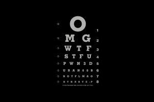 simple background monochrome digital art minimalism letter