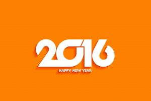 simple background orange background quote typography new year