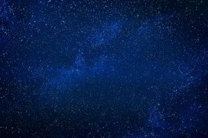 sky night sky stars