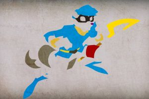 sly cooper simple background classics