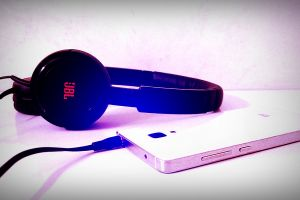 smartphone headphones audio music technology xiaomi