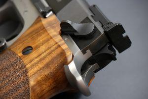 smith & wesson gun pistol target pistol smith & wesson target champion sporting pistol
