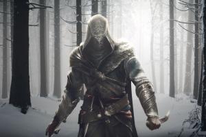 snow assassin's creed ezio auditore da firenze