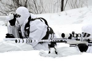 snow republic of korea armed forces snipers danny south korea military