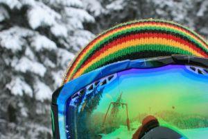 snowboards snow winter