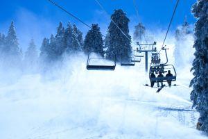 snowboards winter snow
