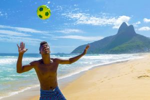 soccer ball footballers men
