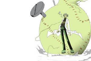 soul eater franken stein anime