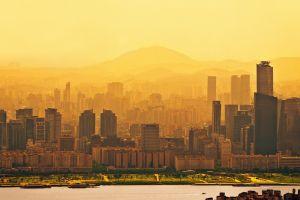 south korea city seoul